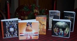 Products: DVDs & CDs